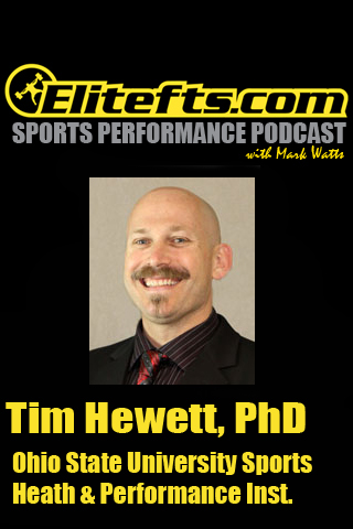 Elitefts SPP - ACL Prevention with Dr. Tim Hewett