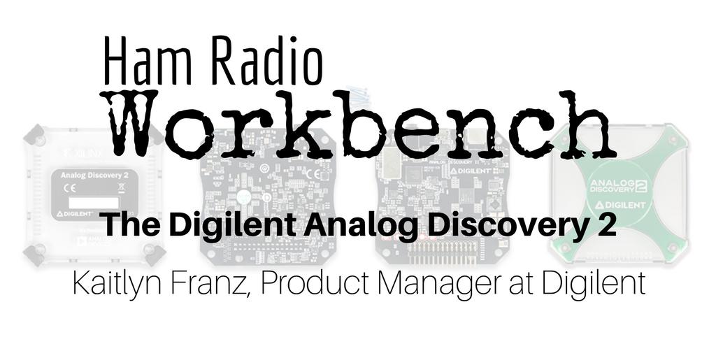 HRWB041 Digilent Analog Discovery Banner