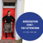 """Artwork for ATTENTION PAYS + WHY WE NEED TO """"PAY ATTENTION WITH OUR EYES"""" 