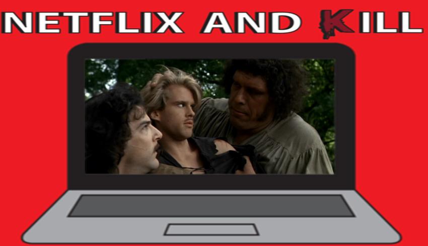 Artwork for Netflix and Kill - Princess Bride