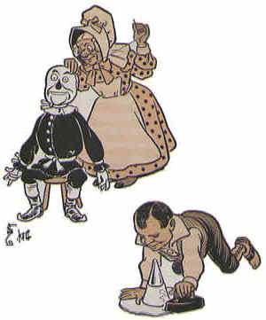 Wonderful Wizard of Oz - Chapter 13