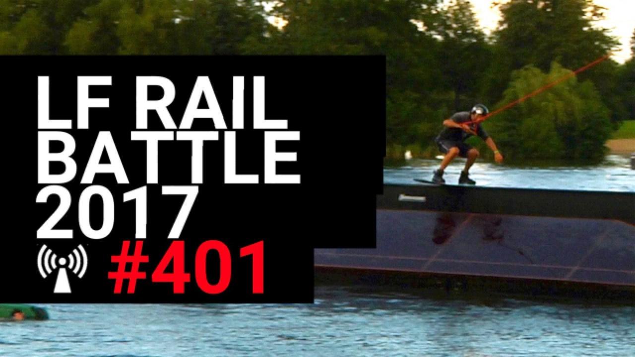 Artwork for Wakeboard Railbattle 2017 Burnside Cablepark