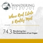 Artwork for Episode 74.3:  Wandering Zen - The 3 Downtowns of Las Vegas
