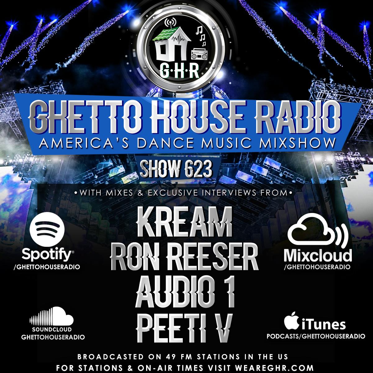 GHR - Show 623 - Kream & More!