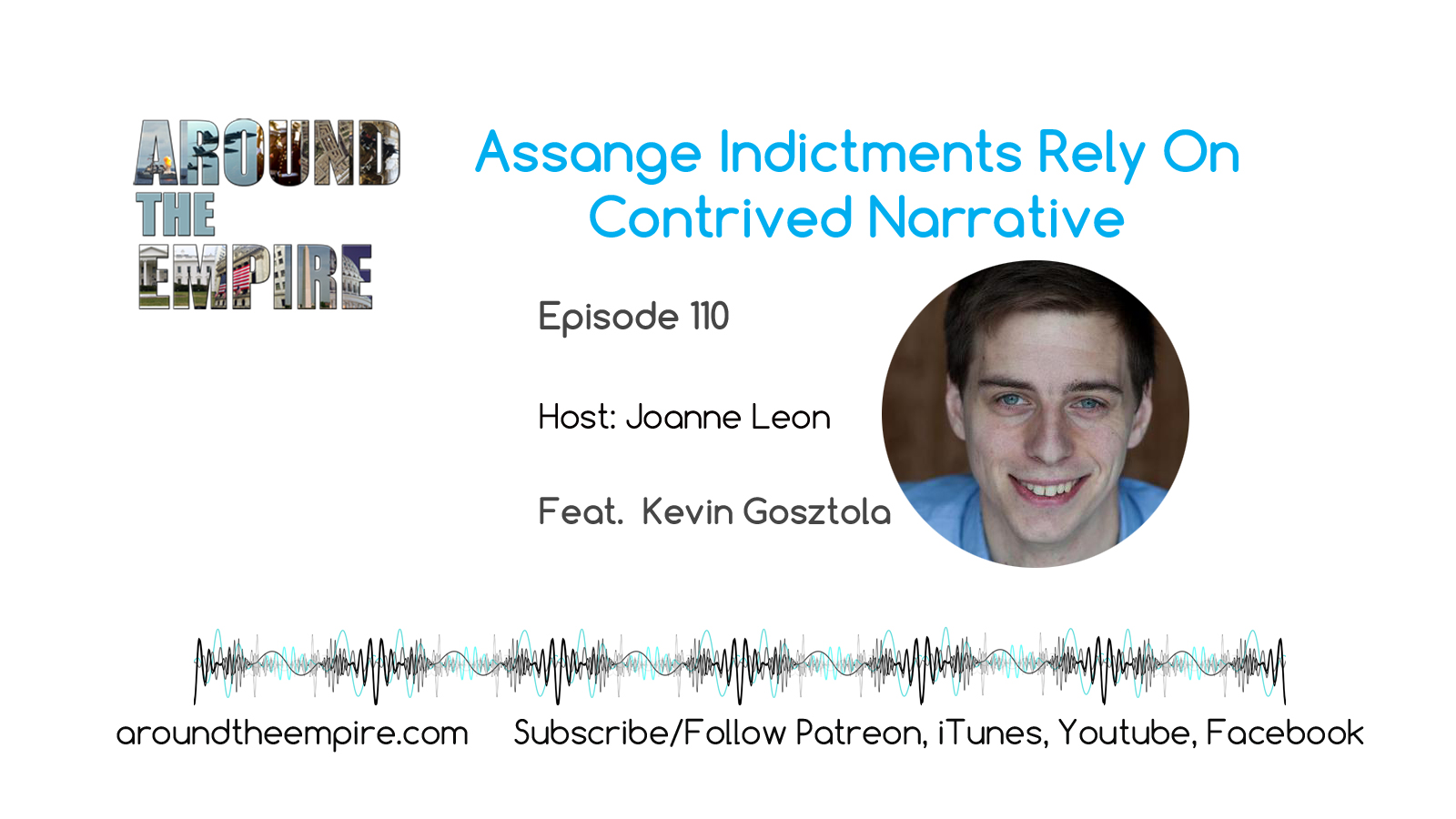 Ep110 Assange Indictments