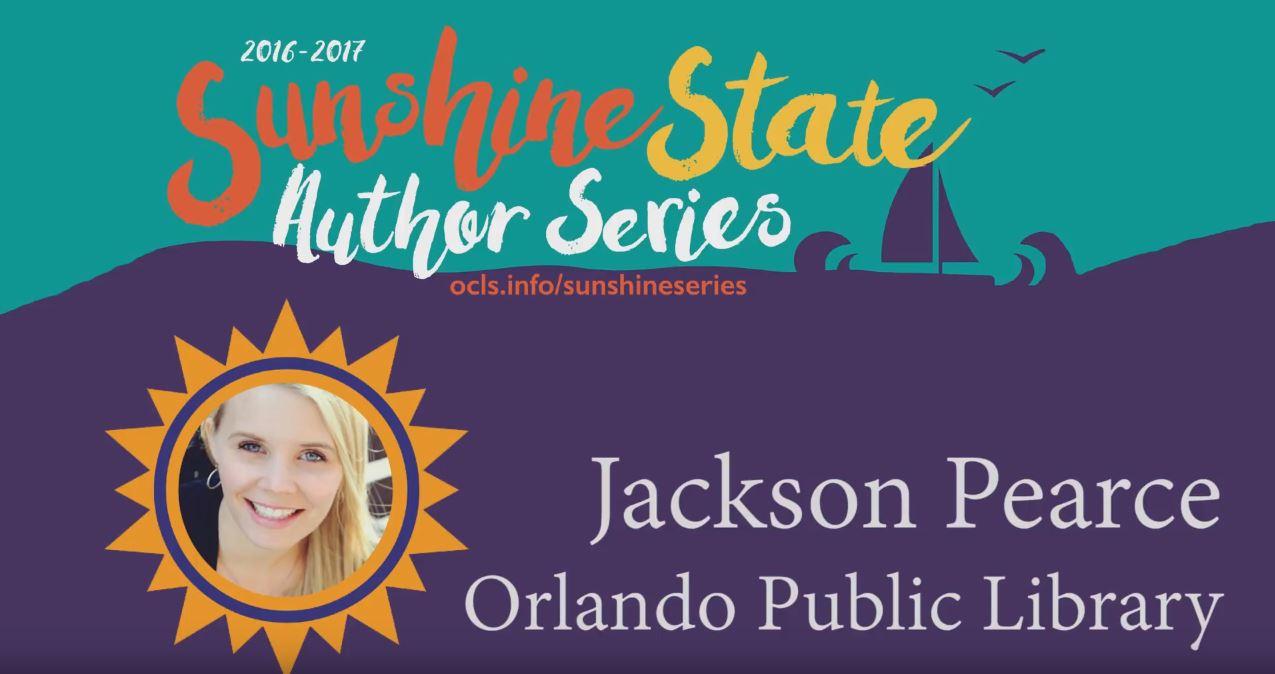 Artwork for Meet the Author: Jackson Pearce