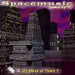 Spacemusic #38 My place or Yours?