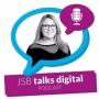 Artwork for Don't Put Juniors in the Driving Seat of Social Media [JSB Talks Digital 113]