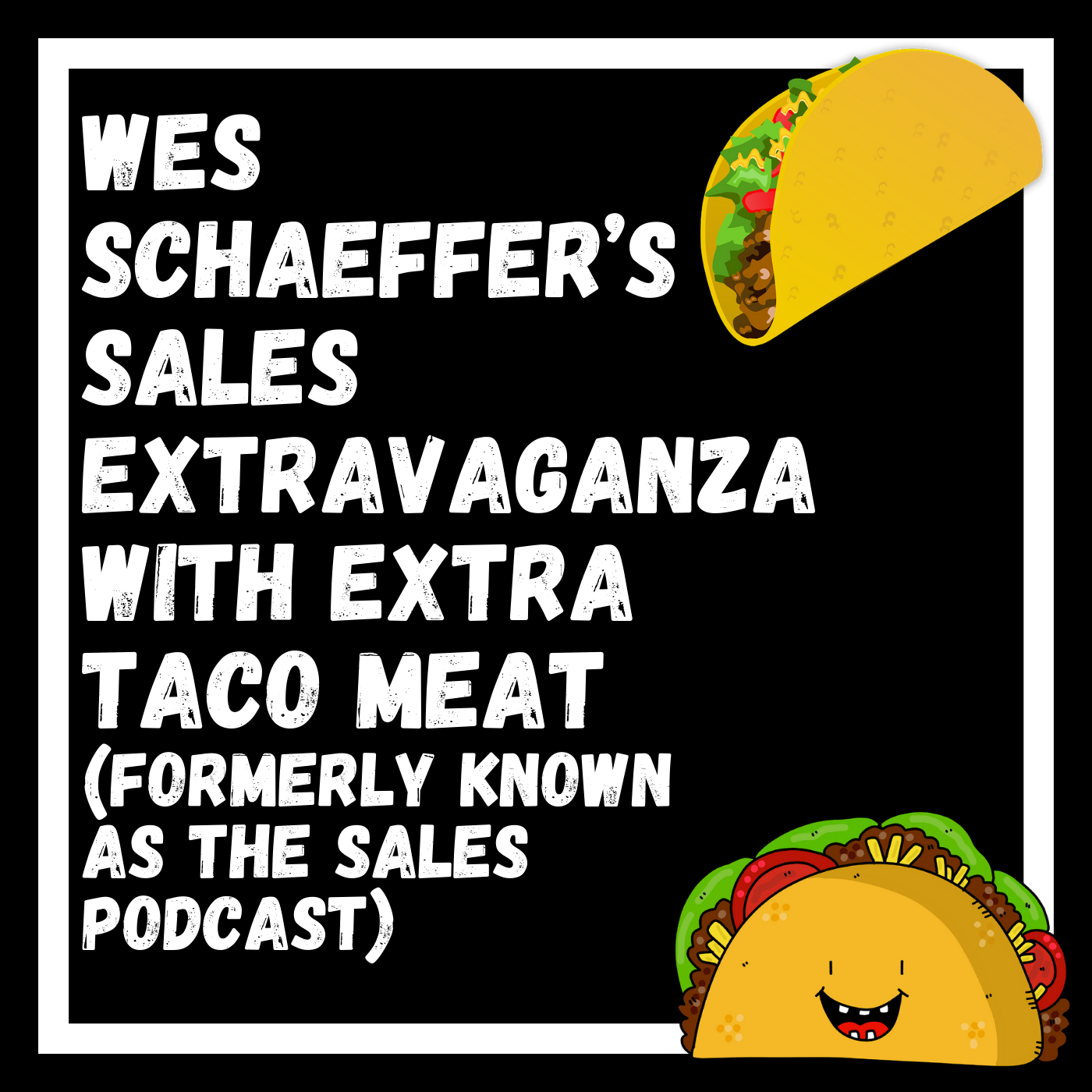 The Sales Podcast show art
