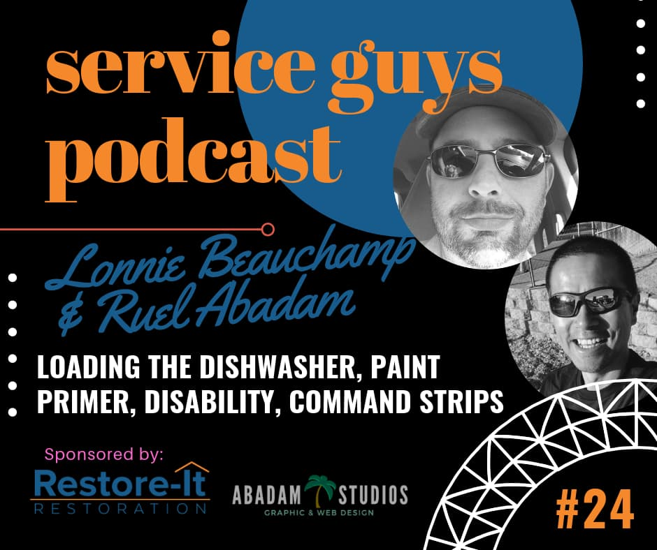 Service Guys Podcast episode 24