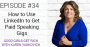 Artwork for [Good Girls Get Rich Podcast Episode 34]: How to Use LinkedIn to Get Paid Speaking Gigs