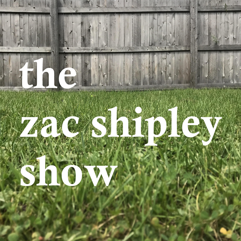 The Zac Shipley Show show art