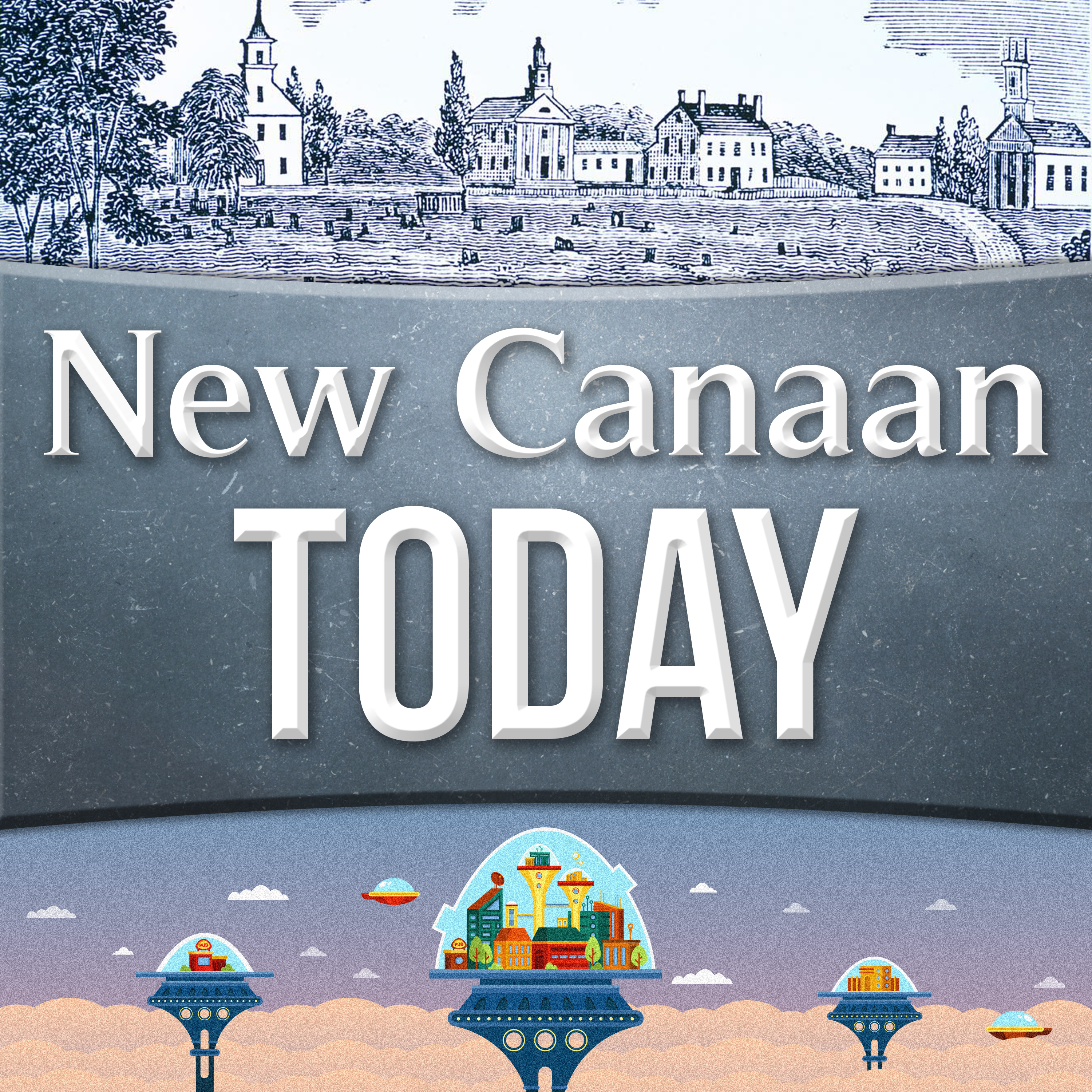 New Canaan Today show art