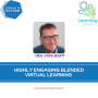 Artwork for 79: Highly Engaging Blended Virtual Learning – Neil Von Heupt