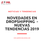 Artwork for NYT3 - Novedades en marketing 2019 y dropshipping