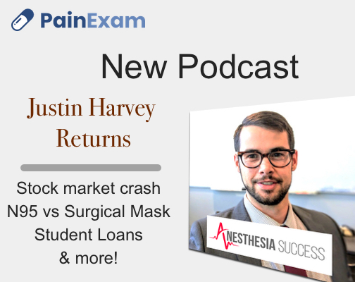Justin Harvey, anesthesia success podcast host