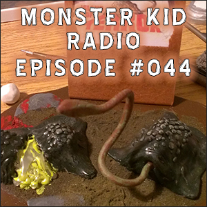 Monster Kid Radio #044 - Tom Biegler and the Island of Terror, Part One