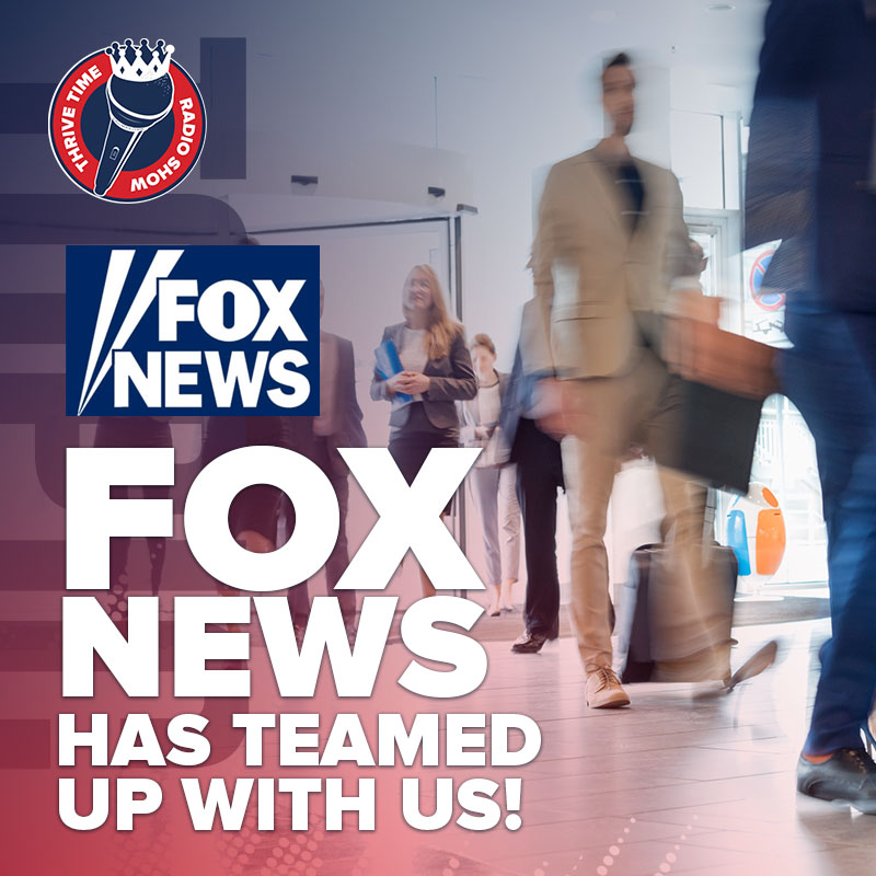 Artwork for THE MOMENTUM HAS SHIFTED | Fox News Has Teamed Up with Us | Over 3,800 Churches Are Opening from Coast to Coast!!!