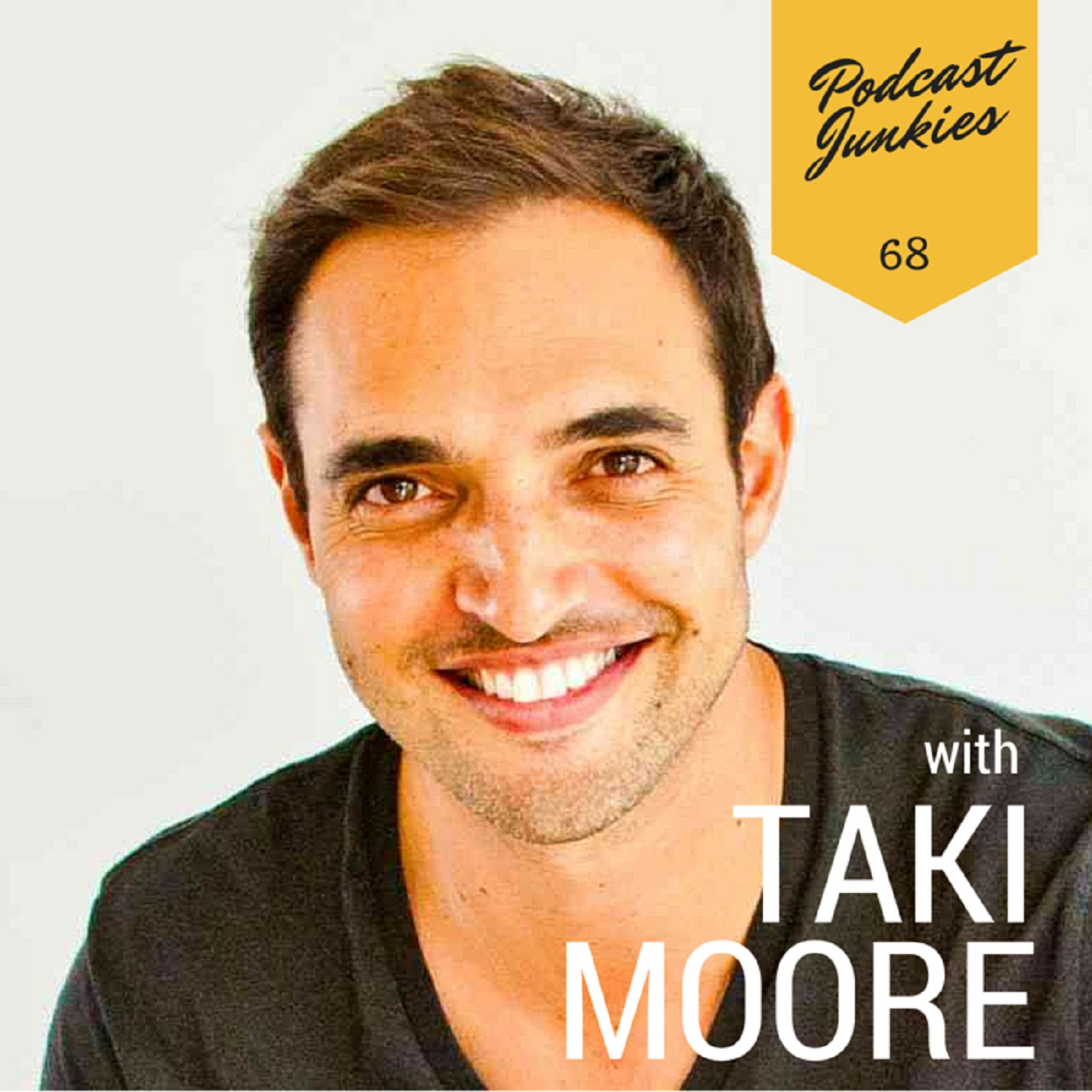 068 Taki Moore | This Super Coach Tackles Adversity With a Smile