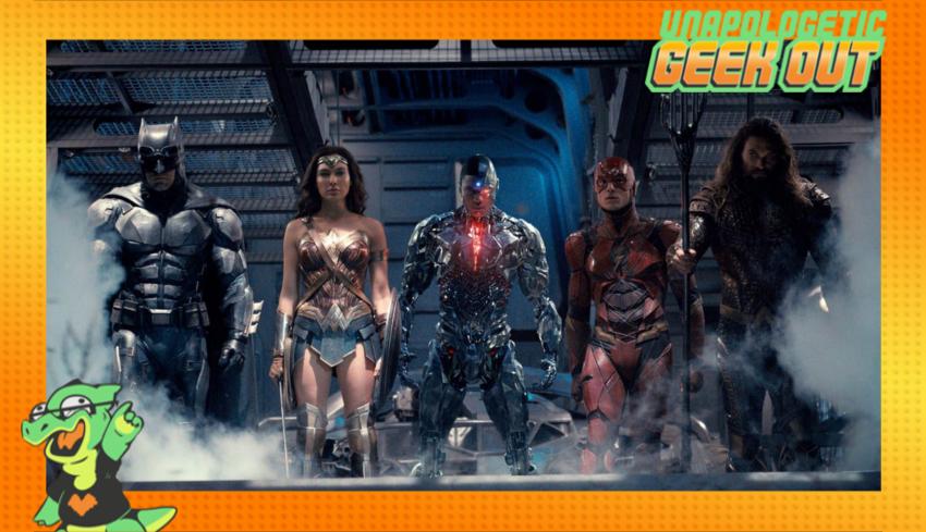 Artwork for Justice League Spoiler Show