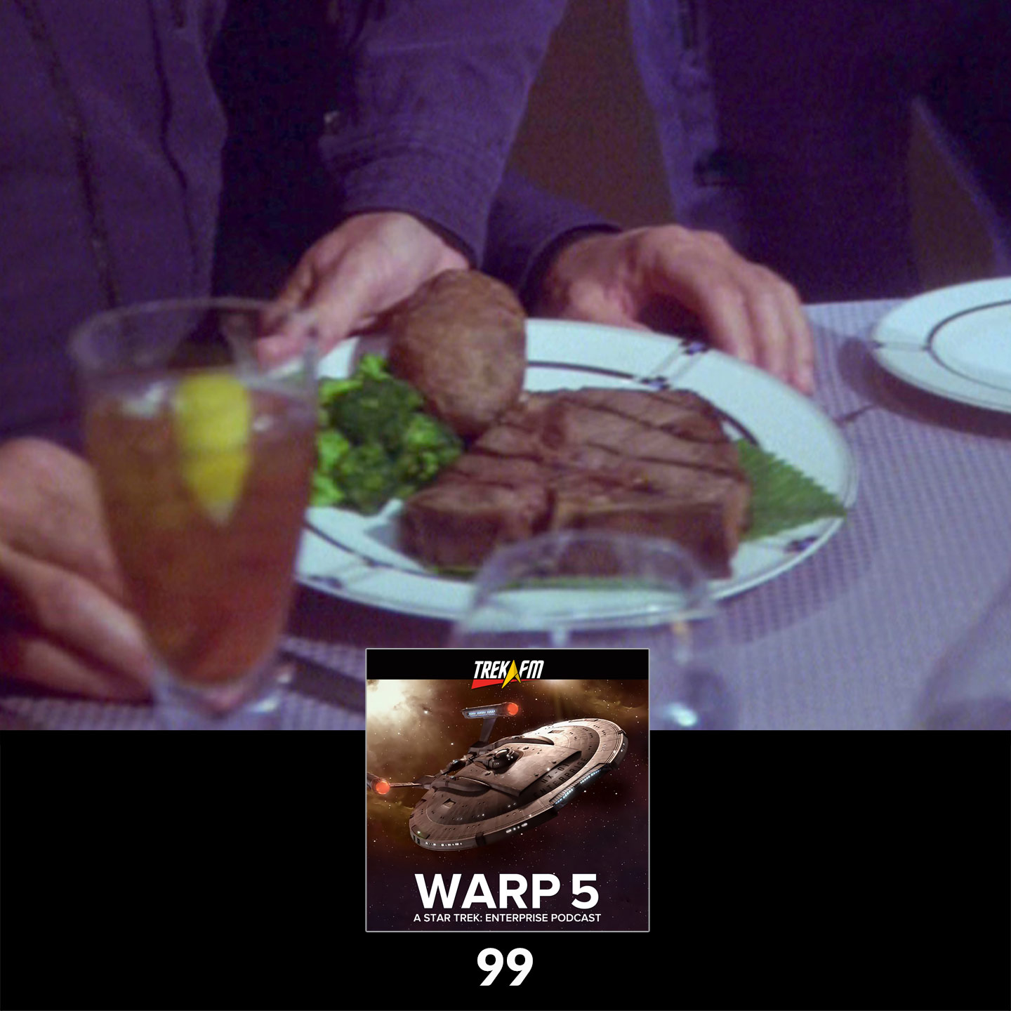 99: They Had Steak, They Had Salad