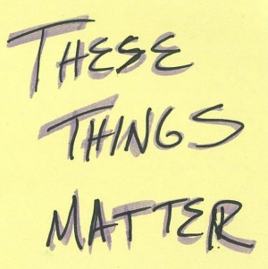 These Things Matter Podcast