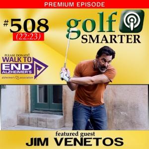 508 Premium: Stillness. Shaping Shots Trajectory. #2 of 4 with Jim Venetos