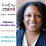 Artwork for Priming for Diversity with Stephanie Ghoston-Paul (Leading In Color - S1, Ep9)