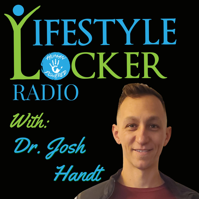 Lifestyle Locker Radio Podcast show art