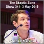 Artwork for The Skeptic Zone #341 - 3.May.2015