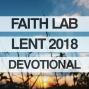 Artwork for Lent 2018 Invitation