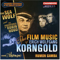 DVD Verdict 1209 - Sounds and Sights of Cinema (Erich Wolfgang Korngold)