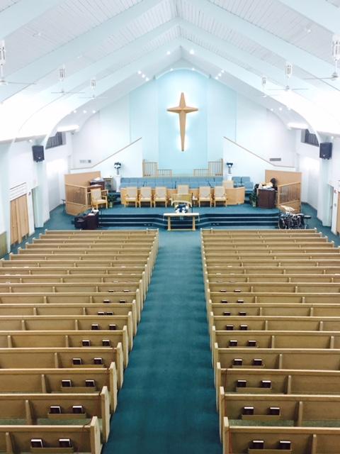 Keep On Fighting - Elder Aaron Geddis (Assistant Pastor)