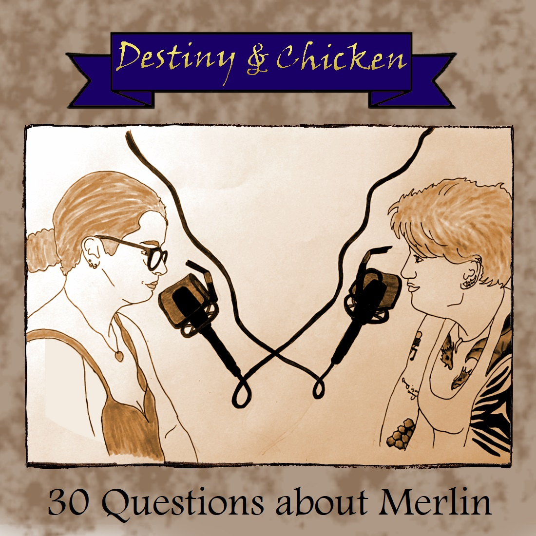 30 Questions about Merlin