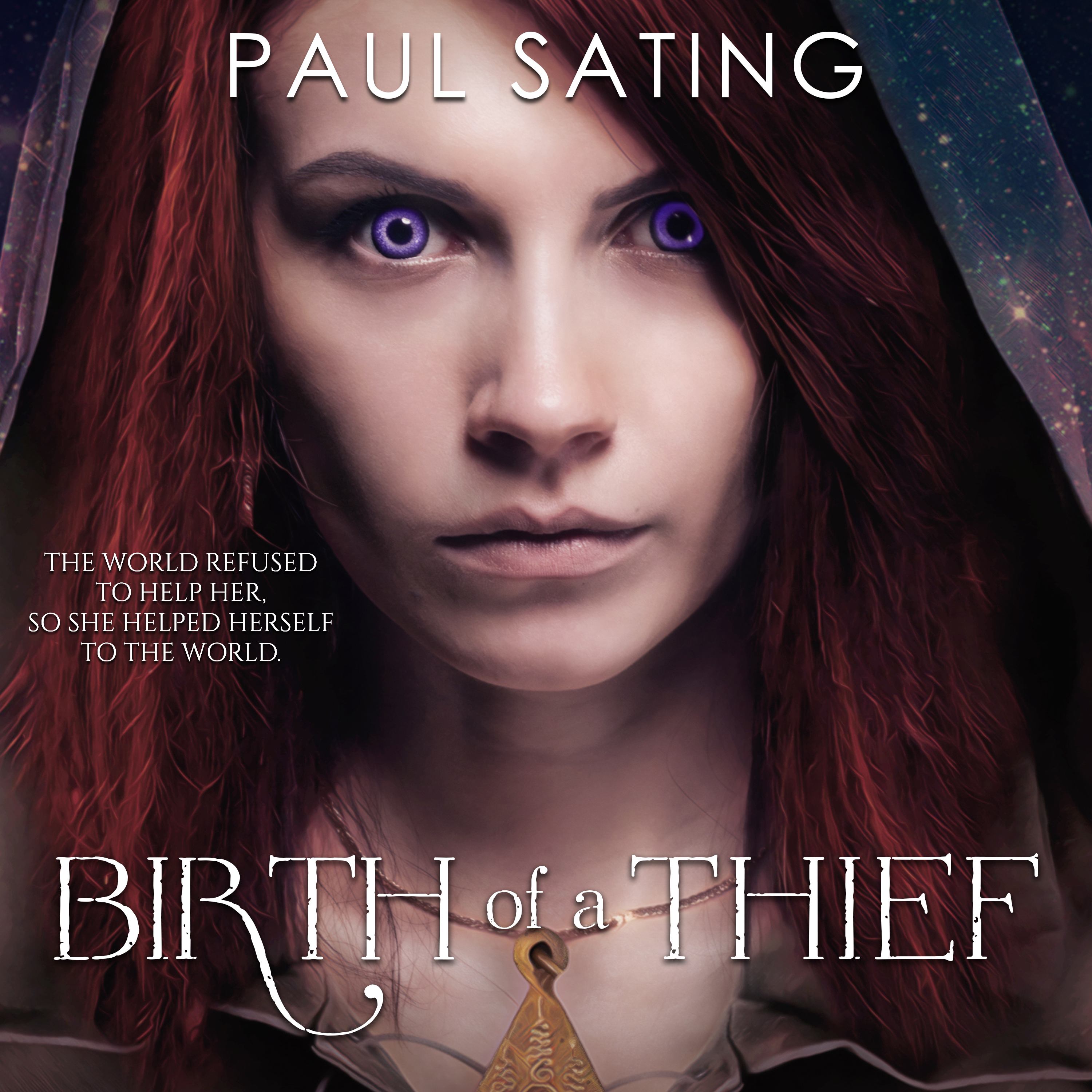 """""""Audio Fiction With Paul Sating"""" Podcast"""
