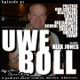 Artwork for Uwe Boll on Politcs, Healthcare, Gun Control and that crazy person Alex Jones.