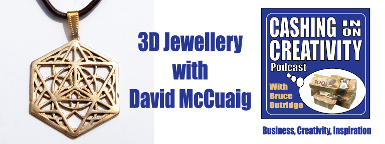 3d Jewellery with David McCuaig