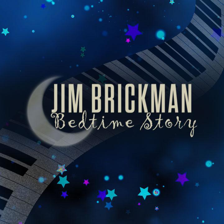 The Brickman Bedtime Story show art