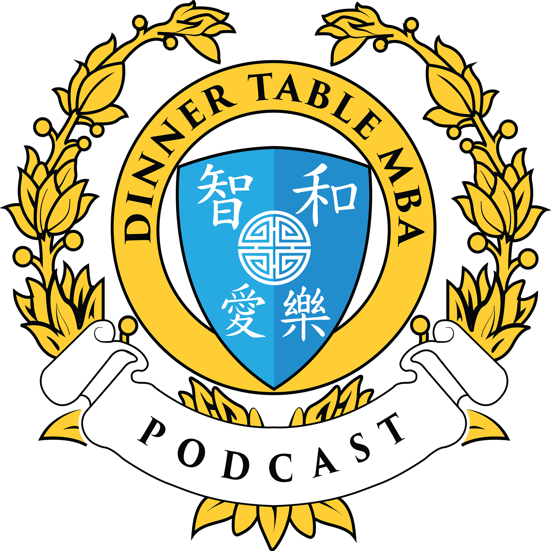 Dinner Table MBA Podcast show art