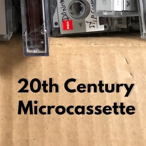 20th Century Microcassette 1_2 show art
