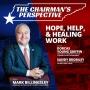 Artwork for Hope, Help, and Healing Work | The Chairman's Perspective | KUDZUKIAN