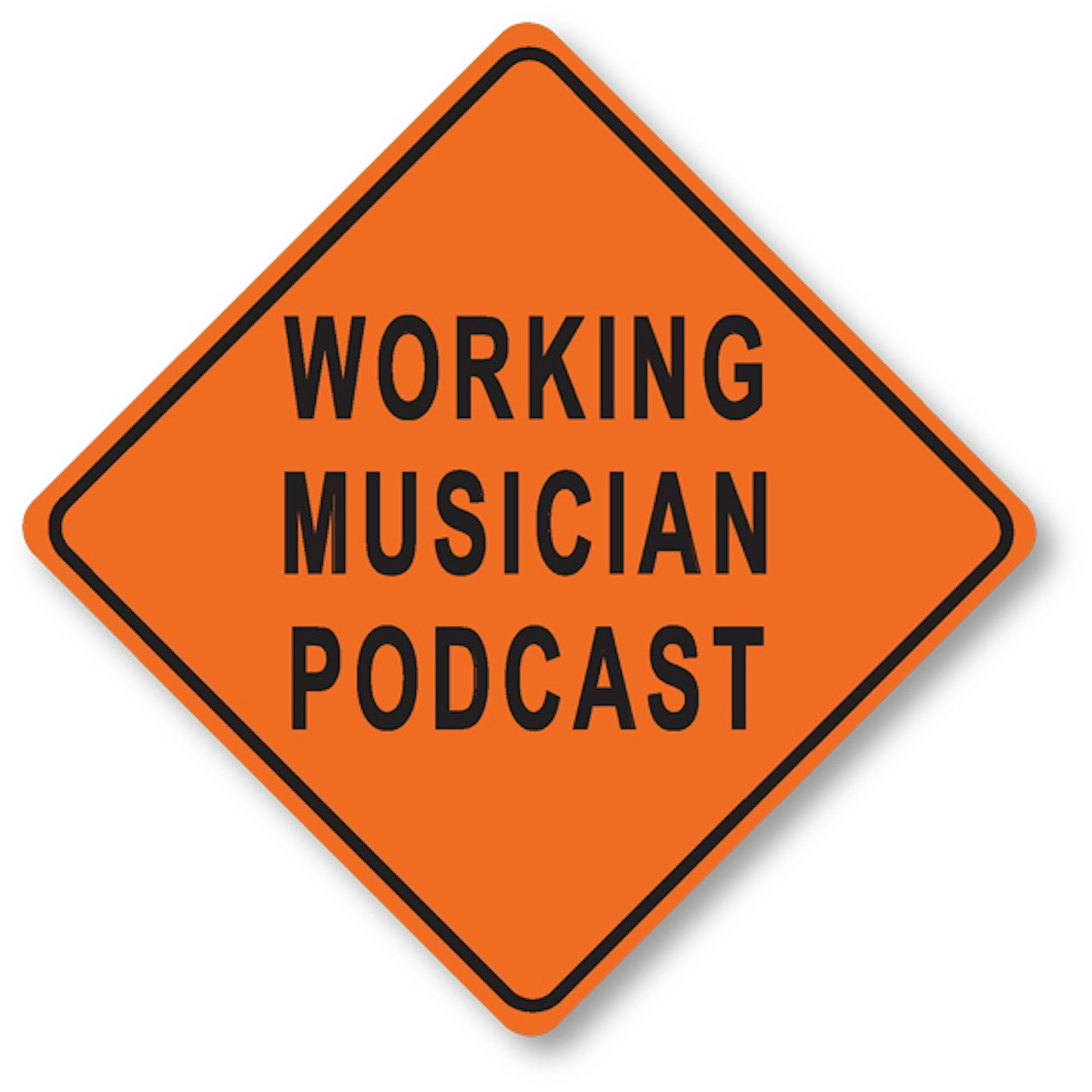 Working Musician Podcast show art