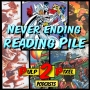 Artwork for Never Ending Reading Pile Episode 13 - The Ray Annual 1