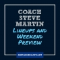 Artwork for Coach Steve Martin talks season openers and expected lineups for 2019-20 - ODU67