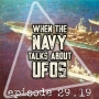 Artwork for When the Navy Talks About UFOs