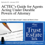 Artwork for ACTEC's Guide for Agents Acting Under Durable Power of Attorney
