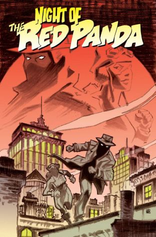 Artwork for Night of the Red Panda 01 One Tin Soldier pt 1