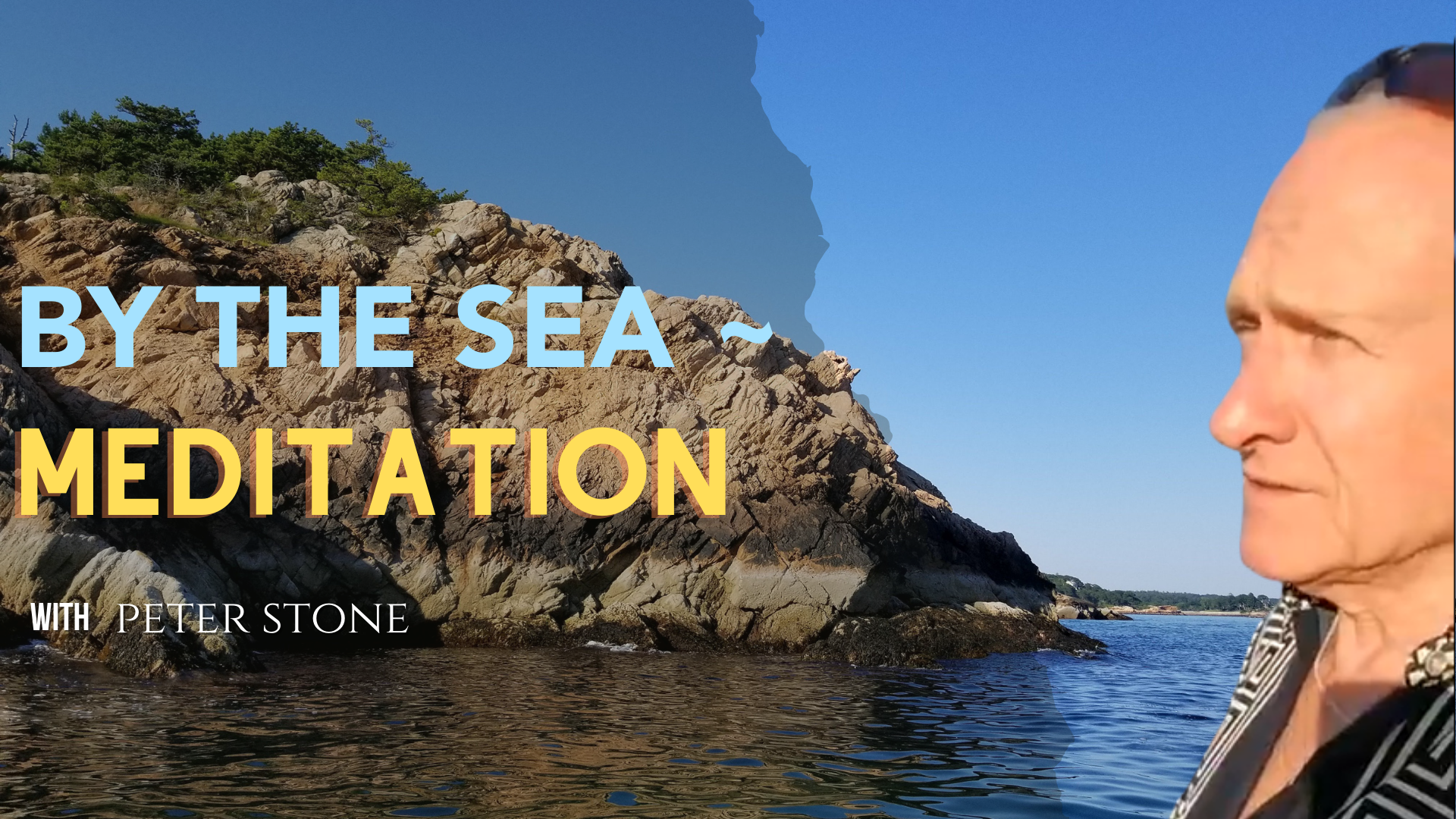 By the Sea- Meditation time - Break Time  show art