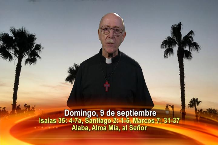 Artwork for Dios te Habla con Fr. Lenny de Pasquale;  Tema el hoy: Alaba, alma mía, al Señor.
