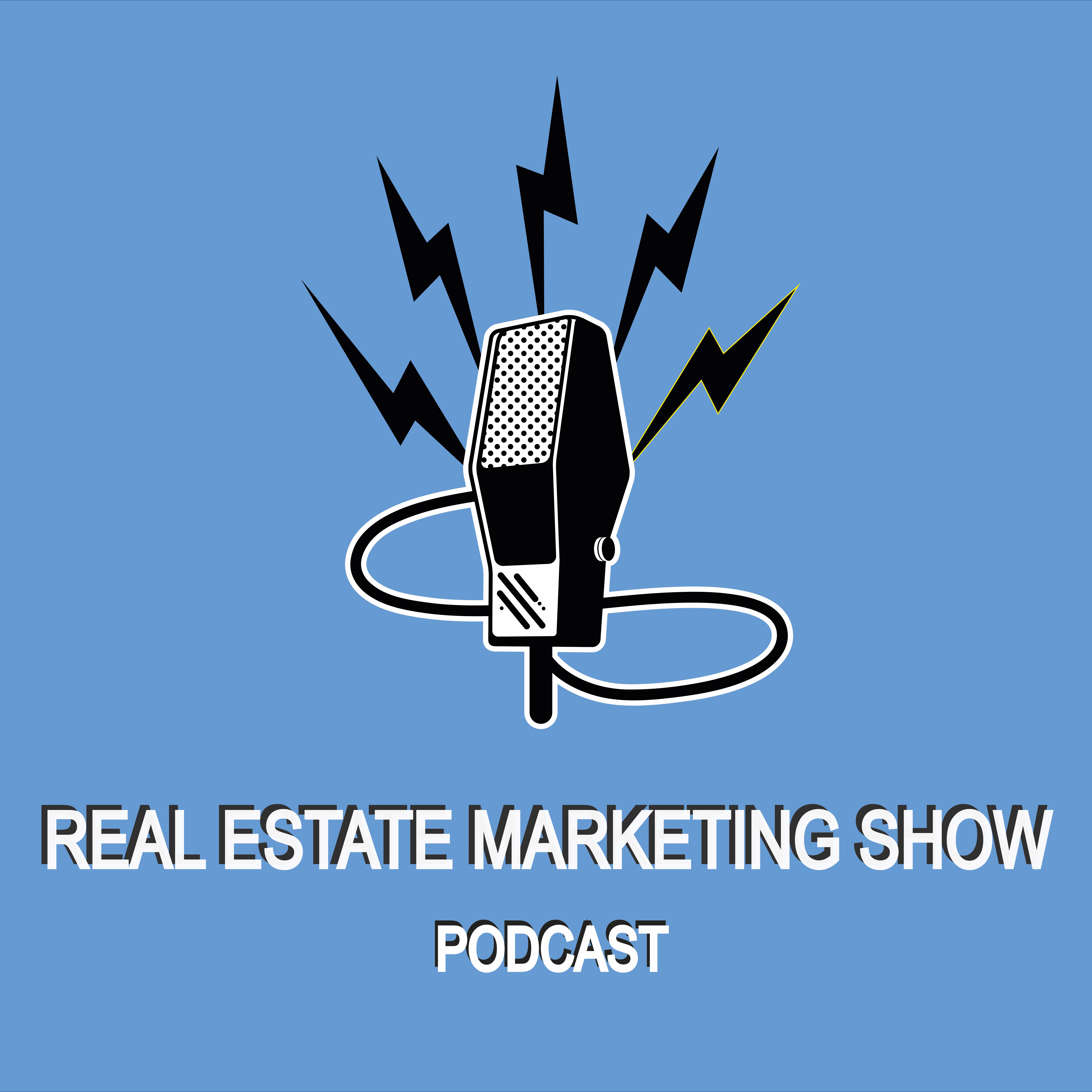 Real Estate Marketing Show show art